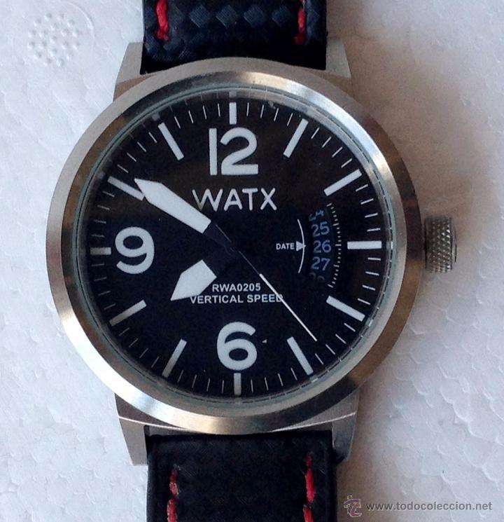 RELOJ PULSERA WATX VERTICAL SPEED (Relojes - Relojes Actuales - Otros)