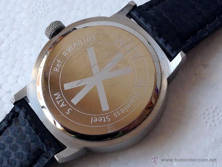 Relojes: RELOJ PULSERA WATX VERTICAL SPEED - Foto 2 - 54001329
