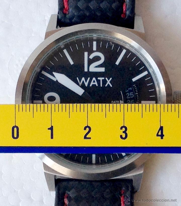 Relojes: RELOJ PULSERA WATX VERTICAL SPEED - Foto 4 - 54001329
