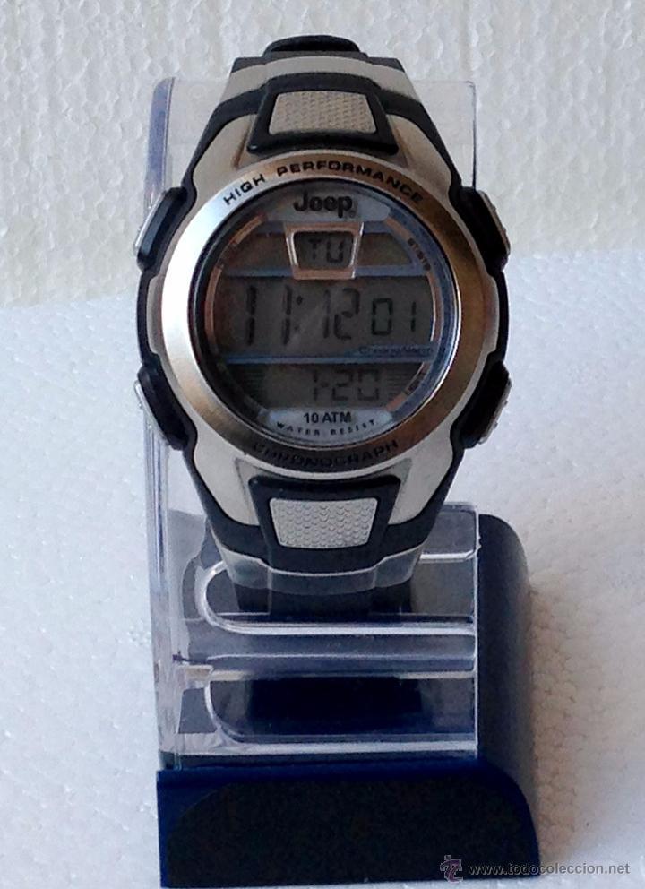 RELOJ PULSERA JEEP DIGITAL (Relojes - Relojes Actuales - Otros)