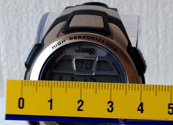 Relojes: RELOJ PULSERA JEEP DIGITAL - Foto 4 - 54001435