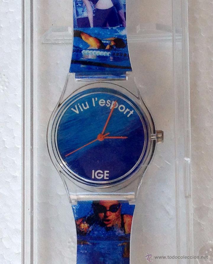 RELOJ PULSERA IGE (Relojes - Relojes Actuales - Otros)