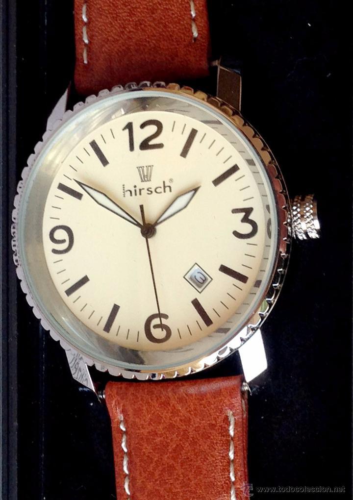 RELOJ PULSERA HIRSHC (Relojes - Relojes Actuales - Otros)