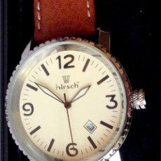Relojes: RELOJ PULSERA HIRSHC. Lote 54002410