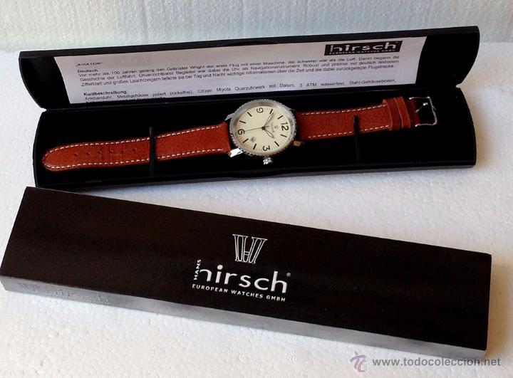 Relojes: RELOJ PULSERA HIRSHC - Foto 3 - 54002410