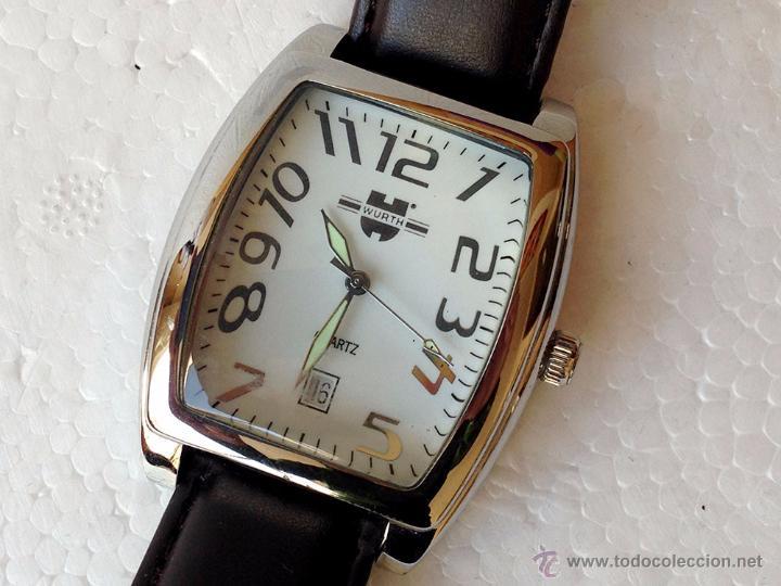 Relojes: RELOJ PULSERA WURTH - Foto 3 - 54002443