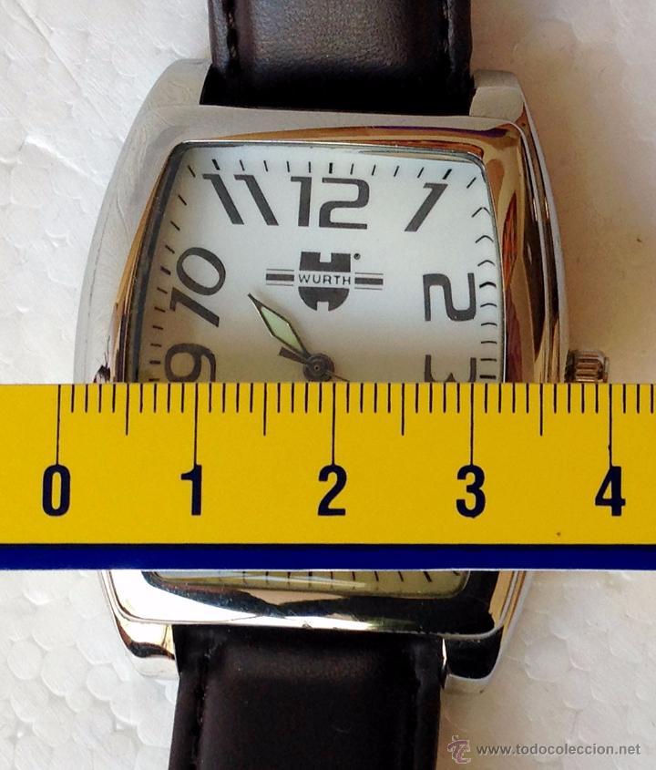Relojes: RELOJ PULSERA WURTH - Foto 4 - 54002443