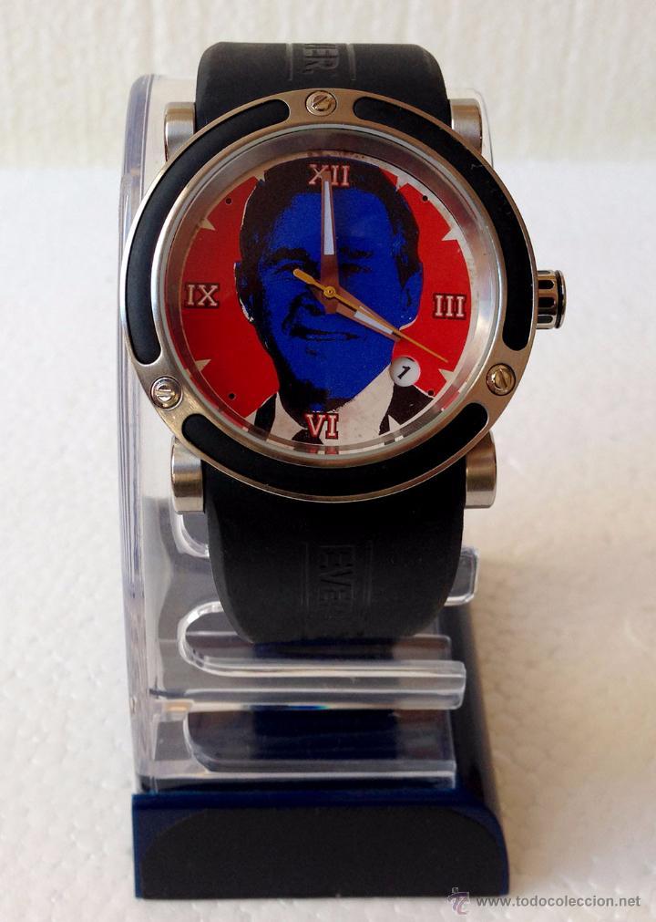 RELOJ PULSERA TIME FORCE BUSH (EDICION NUMERADA 500 UNIDADES) (Relojes - Relojes Actuales - Otros)