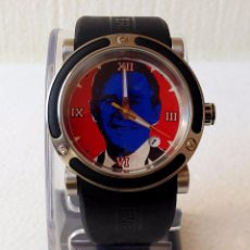 Relojes: RELOJ PULSERA TIME FORCE BUSH (EDICION NUMERADA 500 UNIDADES). Lote 54002625
