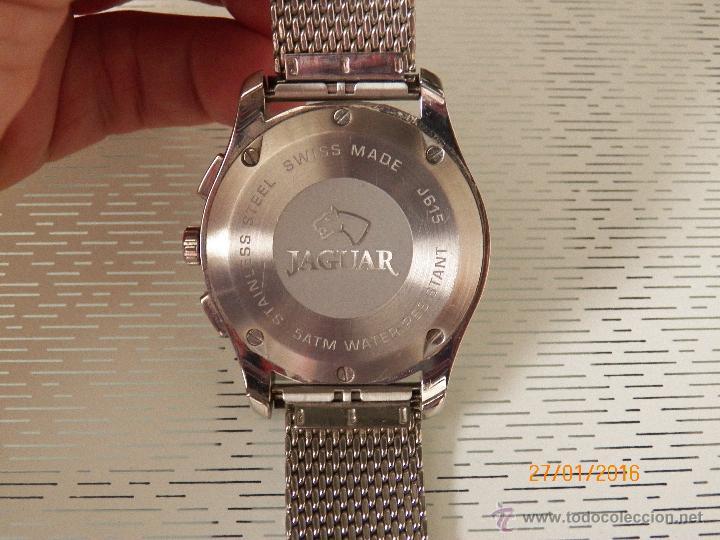 Relojes: oferton ReLOJ SUIZO JAGUAR CRONOMETRO - Foto 2 - 54087338