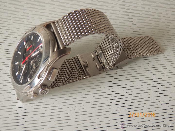Relojes: oferton ReLOJ SUIZO JAGUAR CRONOMETRO - Foto 4 - 54087338