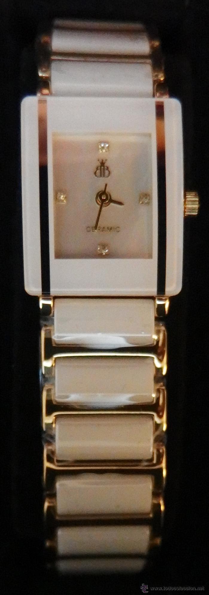 6f812cdc7d03 Relojes  RELOJ MARCA BROOKS   BENTLEY DE MUJER NUEVO - Foto 2 - 37216821