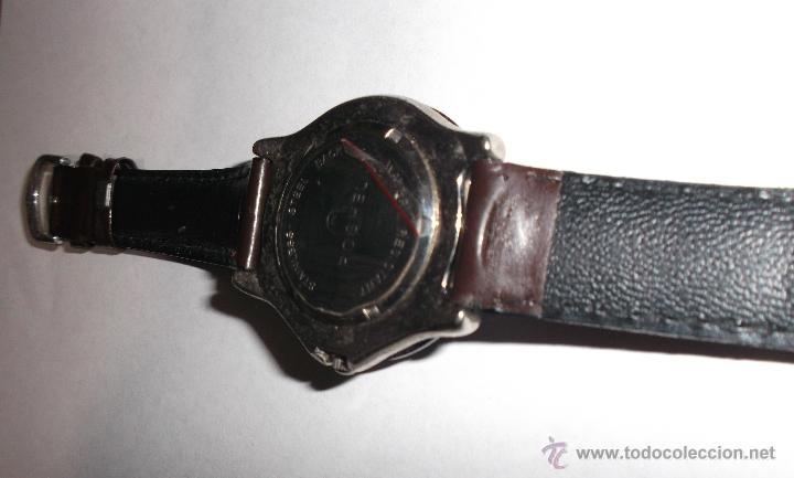 Relojes: RELOJ ROSHEL DE CABALLERO A PILAS ESTA PARADO. - Foto 3 - 54540962