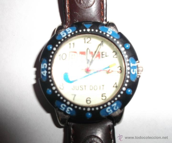 Relojes: RELOJ ROSHEL DE CABALLERO A PILAS ESTA PARADO. - Foto 4 - 54540962
