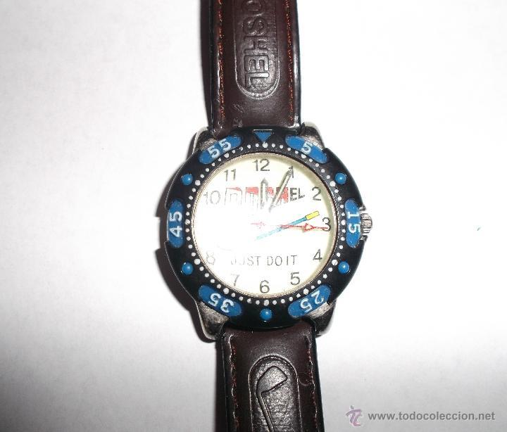 Relojes: RELOJ ROSHEL DE CABALLERO A PILAS ESTA PARADO. - Foto 5 - 54540962