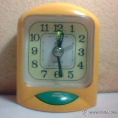 Relojes: RELOJ DESPERTADOR (DEFECTUOSO). Lote 54548753