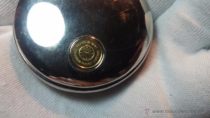 Relojes: Reloj de bolsillo estilo vintage Harley Davison con cadena y relojera para el mismo - Foto 37 - 54619934