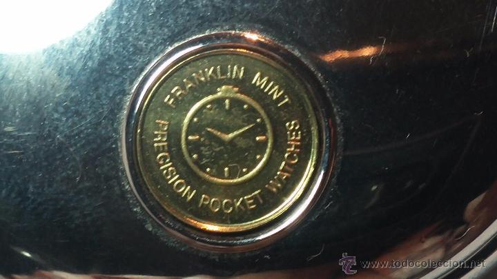 Relojes: Reloj de bolsillo estilo vintage Harley Davison con cadena y relojera para el mismo - Foto 38 - 54619934
