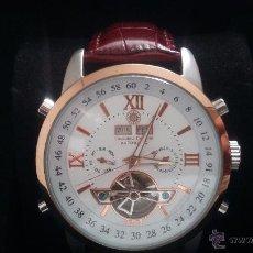 Relojes - ESPECTACULAR RELOJ DE PULSERA CONSTANTIN DURMONT DE CABALLERO - 54727790
