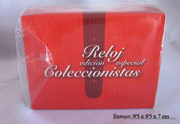 Relojes: RELOJ DE COLECCION SCALEXTRIC RALLIES MITICOS EDICION ESPECIAL - Foto 2 - 182486943