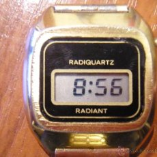 Relojes: RELOJ DIGITAL RADIANT. Lote 54882317