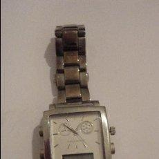 Relojes: ANTIGUO RELOJ DE PULSERA.CHAUMONT.MANECILLAS.DIGITAL.AÑOS 80?. Lote 54955138