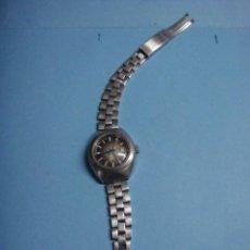 Relojes: ANTIGUO RELOJ DE PULSERA DE ACERO INOXIDABLE. INCABLOCK 1005 AUTOMATIC. Lote 56023136