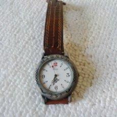 Relojes: RELOJ ANALÓGICO - MICRO, MOD.MAGNUM (ESTILO WESTERN / OESTE), DOBLE CORREA. Lote 56060939