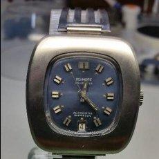 Relojes: RELOJ DE CABALLERO BENMORE CUADRADO AUTOMATICO. Lote 56279041