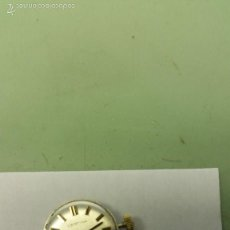 Relojes: MAQUINA COMPLETA CERTINA 15-20 AUTOMATICA PARA FORNITURAS CON ESFERA, PUNTEROS, CORONA ORIGINAL. Lote 56619640