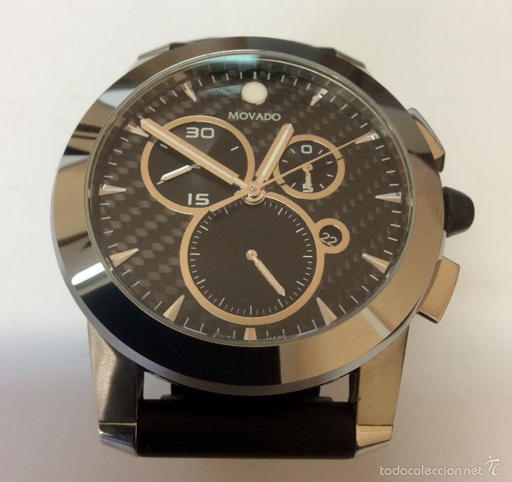 Relojes: Movado Vizio chronograph - Foto 2 - 80202286