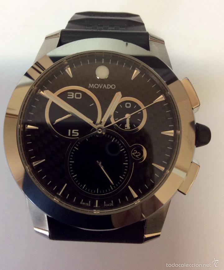 Relojes: Movado Vizio chronograph - Foto 3 - 80202286
