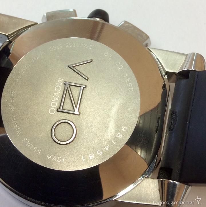 Relojes: Movado Vizio chronograph - Foto 5 - 80202286