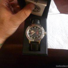 Relojes: PRECIOSO RELOJ RUSO AUTOMATICO, NUEVO. Lote 97208602