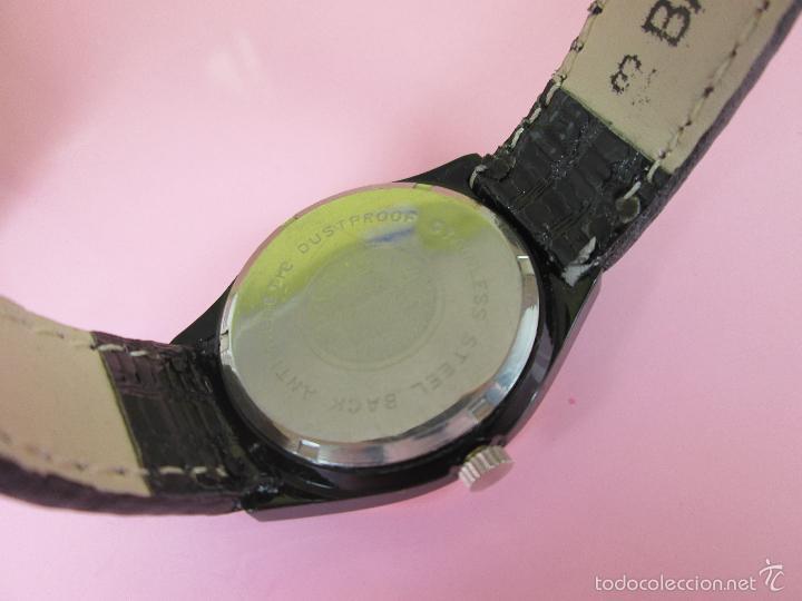 Relojes: ANTIGUO RELOJ-SUIZO-LANCO-FUNCIONANDO PERFECTAMENTE-VER FOTOS. - Foto 18 - 53557518