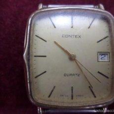 Relojes: RELOJ CONTEX QUARTZ. Lote 57209336