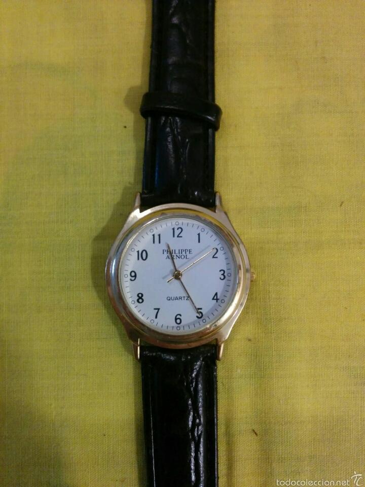 0c5dfccb4e5f RELOJ PULSERA PHILIPPE ARNOLD QUARTZ (Relojes - Relojes Actuales - Otros)  ...