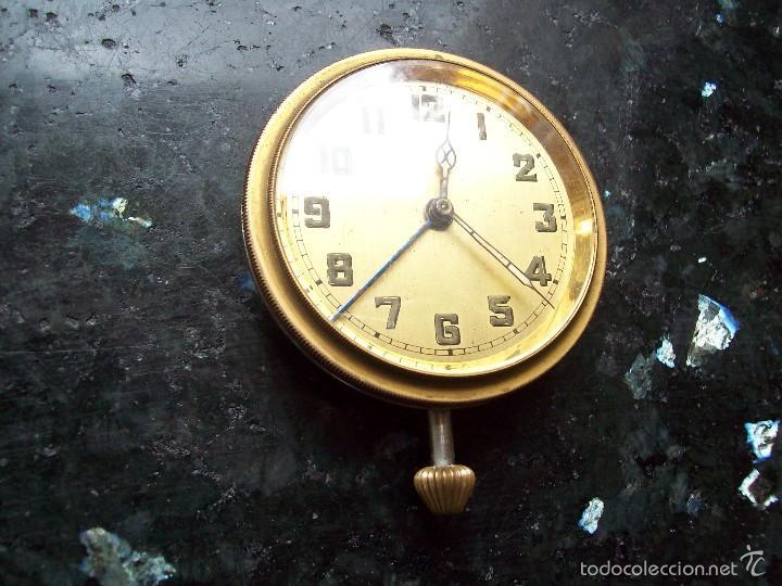 ANTIGUO RELOJ AUTOMOVIL BREVETE. NO FUNCIONA (Relojes - Relojes Actuales - Otros)