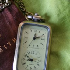 Relojes: RELOJ, COLGANTE, DOBLE HORA. Lote 72942434