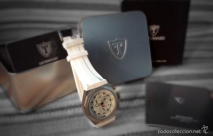 Relojes: Reloj DETOMASO LAGO CRONOGRAFO - Foto 4 - 58295388