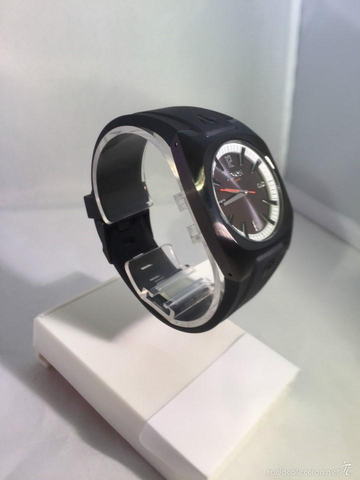 Relojes: Reloj para hombres Nixon Tach PU Negro Analógico - Foto 5 - 58485202