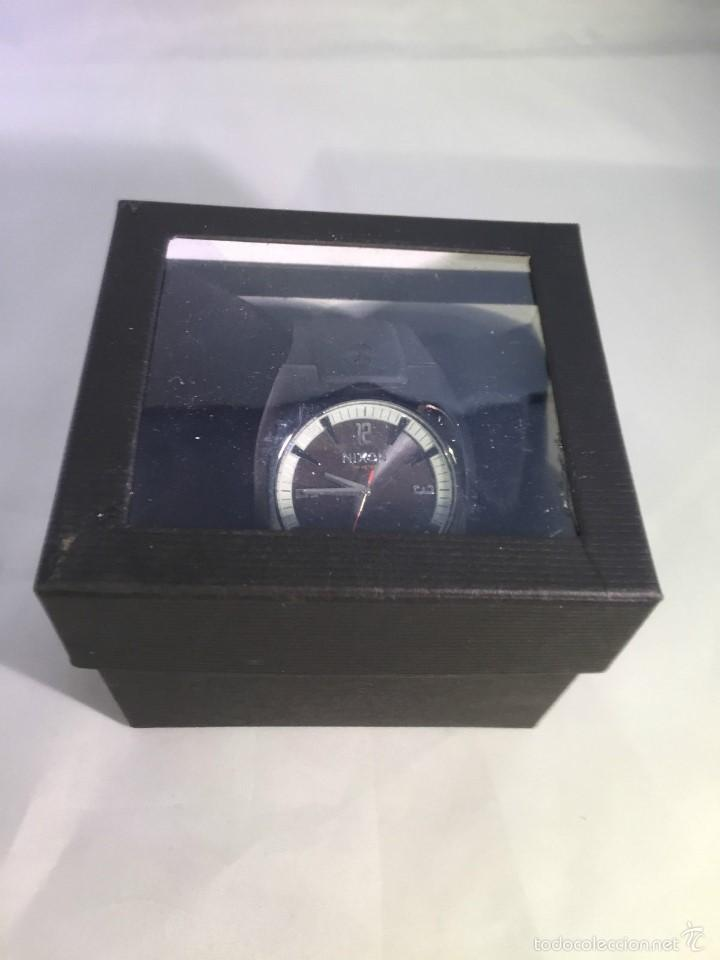 Relojes: Reloj para hombres Nixon Tach PU Negro Analógico - Foto 9 - 58485202
