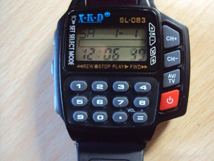 6741fd72605f 2 fotos MANDO A DISTANCIA RELOJ (Relojes - Relojes Actuales - Otros) ...