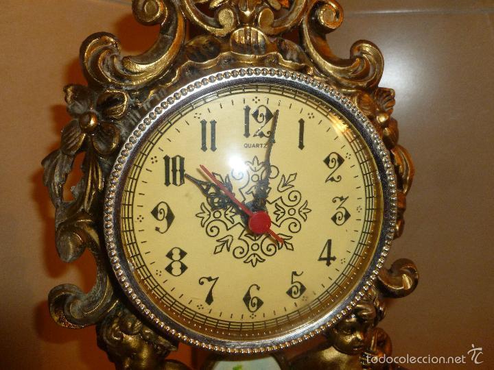 Relojes: RELOJ SOBREMESA * EMES * MADE IN GERMANY - MEDIDAS 40 X 30 - - Foto 4 - 58633027
