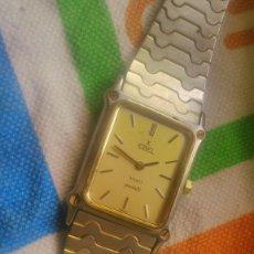 Relojes: RELOJ EBEL WAKO SEÑORA .SUISSE MADE. ACERO Y ORO.CON ESTUCHE ORIGINAL. Lote 58655131
