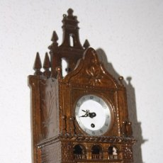 Relojes: RELOJ DE PARED ARTESANAL. Lote 58715635