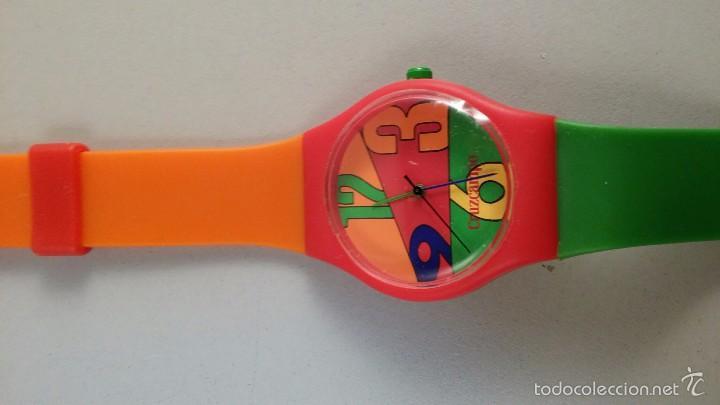 Relojes: Reloj de pulsera de Cerveza Cruzcampo. Nuevo sin usar, no tiene pila - Foto 2 - 59157915