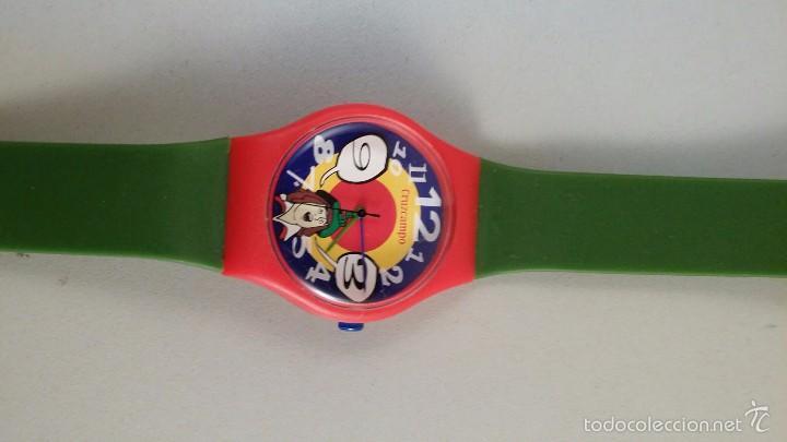 Relojes: Reloj de pulsera de Cerveza Cruzcampo. Nuevo sin usar, no tiene pila - Foto 2 - 59158485