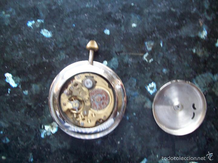 Relojes: Antiguo reloj automovil BREVETE. No funciona - Foto 2 - 57526239