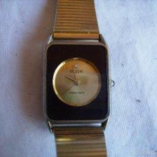 Relojes: **ANTIGUO RELOJ DE SEÑORA ----SUZUKI------ PARA PIEZAS O COLECCION (2,5 X 3 CM)**. Lote 60764107